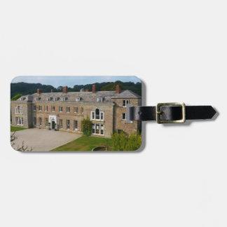 Casa Lostwithiel Cornualles Inglaterra de Boconnoc Etiquetas Para Maletas