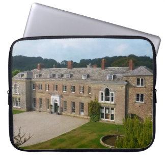 Casa Lostwithiel Cornualles Inglaterra de Boconnoc Fundas Computadoras