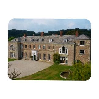 Casa Lostwithiel Cornualles Inglaterra de Boconnoc Iman Rectangular