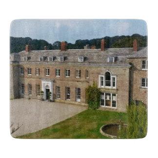 Casa Lostwithiel Cornualles Inglaterra de Boconnoc Tabla De Cortar