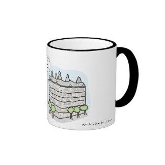 Casa Mila Coffee Mug