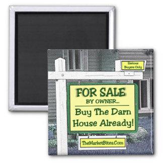 Casa para el IMÁN   de la venta