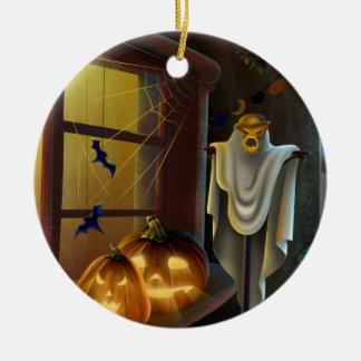 Casa para Halloween -