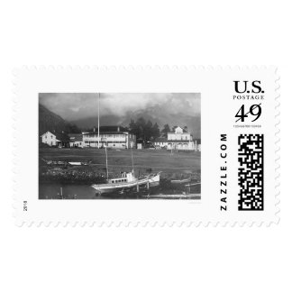 Casa pionera Sitka Alaska 1912