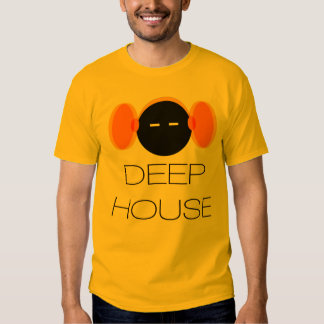 Casa profunda playeras
