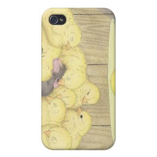 Casa-Ratón Designs® - caso iPhone 4 Carcasas