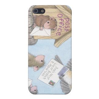 Casa-Ratón Designs® - caso iPhone 5 Protector