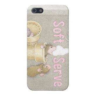Casa-Ratón Designs® - caso iPhone 5 Cárcasas