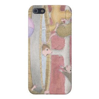 Casa-Ratón Designs® - caso iPhone 5 Cárcasa