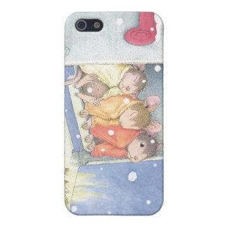 Casa-Ratón Designs® - caso iPhone 5 Carcasa