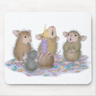 Casa-Ratón Designs® - cojín de ratón Tapete De Ratones