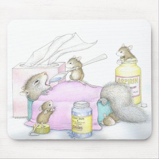 Casa-Ratón Designs® - cojín de ratón Alfombrilla De Ratones