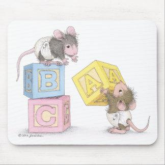 Casa-Ratón Designs® - cojín de ratón Tapete De Ratón
