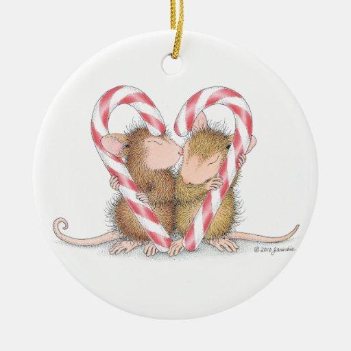 Casa-Ratón Designs® - el primer navidad del bebé Ornato
