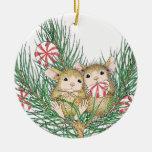 Casa-Ratón Designs® - el primer navidad del bebé Ornamentos Para Reyes Magos