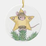 Casa-Ratón Designs® - el primer navidad del bebé Ornamentos De Navidad