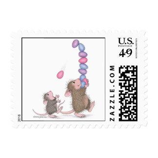 Casa-Ratón Designs® - franqueo aprobado de USPS Timbres Postales