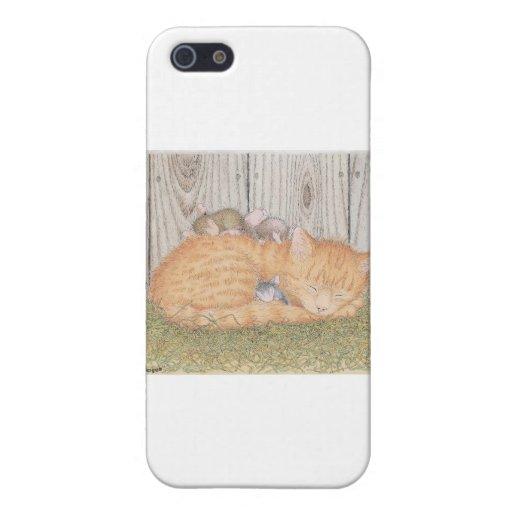 Casa-Ratón Designs® - iPhone 5 Carcasa