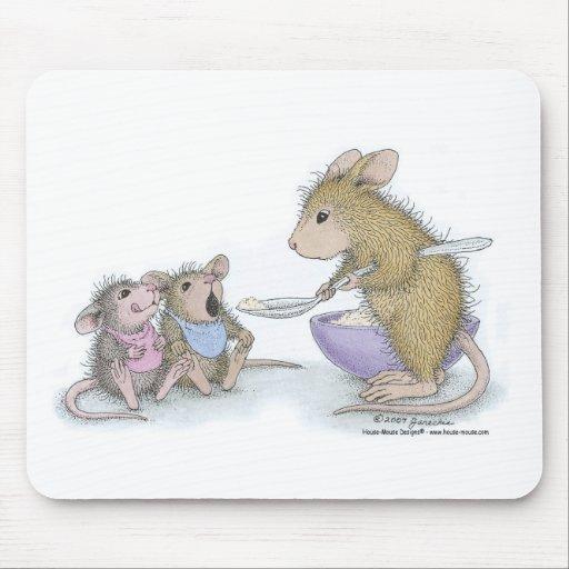 Casa-Ratón Designs® Mousepad