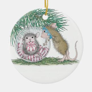 Casa-Ratón Designs® - ornamento Ornamentos De Navidad