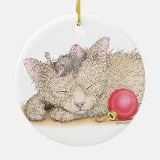 Casa-Ratón Designs® - ornamento del navidad Adorno De Navidad