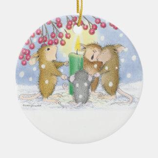 Casa-Ratón Designs® - ornamentos Adornos De Navidad