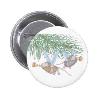 Casa-Ratón Designs® - pernos Pin Redondo 5 Cm