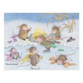 Casa-Ratón Designs® - postales del navidad