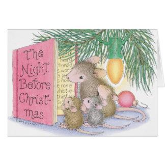 Casa-Ratón Designs® - tarjetas de Navidad
