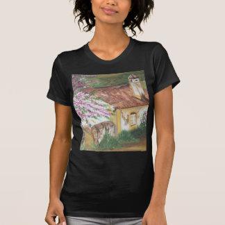 Casa Rústica - óleo - 55x46 T-Shirt