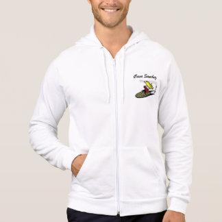 Casa Sanchez zippered hood T Shirt