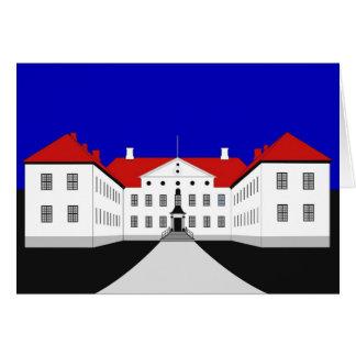 Casa señorial de Clausholm Felicitacion