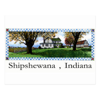 Casa Shipshewana Indiana de Amish Postal