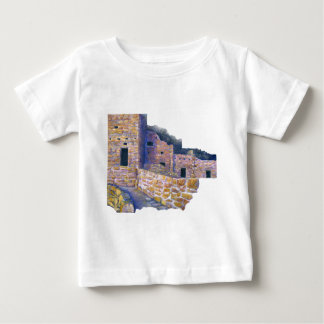 Casa Spruce, Mesa Verde, Colorado Tee Shirts