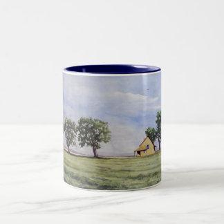 Casa trenzada en la taza de Prarie-