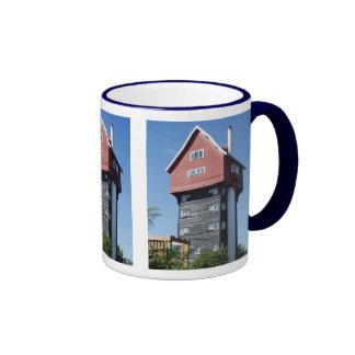 Casa única taza