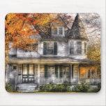 Casa - Victorian clásico Alfombrilla De Raton