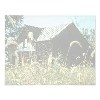 Casa vieja cerca de la reserva del nacional de anuncio personalizado