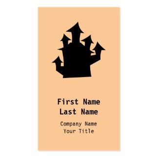 Casa vieja, cinco torres tarjeta de visita