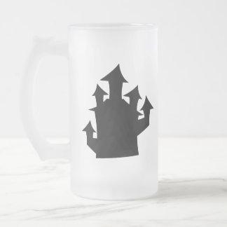 Casa vieja, cinco torres taza de cristal