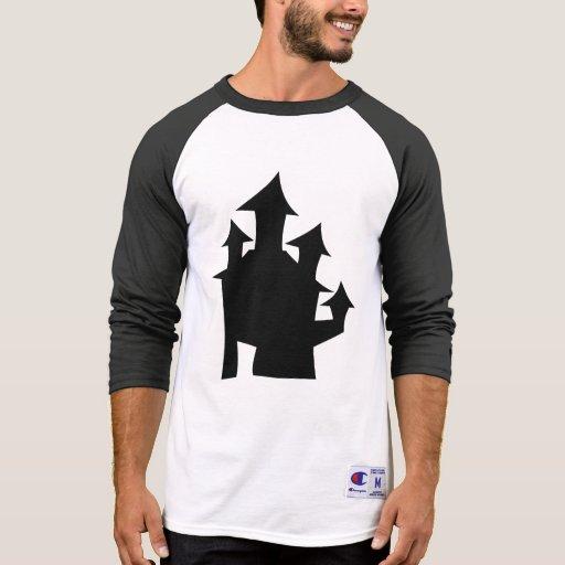 Casa vieja con las torres camiseta