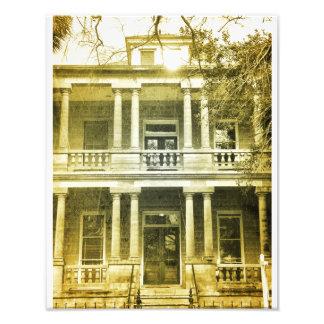 Casa vieja de Beaufort Impresiones Fotográficas