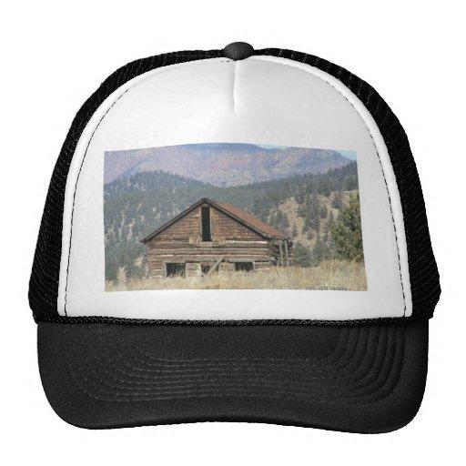 casa vieja de Colorado Gorras