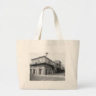 Casa vieja del ajenjo, New Orleans: 1906 Bolsa Tela Grande