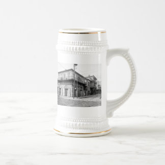 Casa vieja del ajenjo, New Orleans: 1906 Jarra De Cerveza
