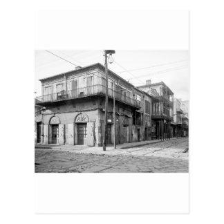 Casa vieja del ajenjo, New Orleans: 1906 Postal