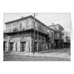 Casa vieja del ajenjo, New Orleans: 1906 Tarjeta