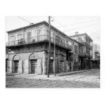 Casa vieja del ajenjo, New Orleans: 1906 Tarjetas Postales