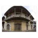 Casa vieja en Cartagena Postales