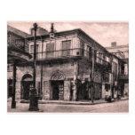 Casa vieja New Orleans del ajenjo Tarjetas Postales